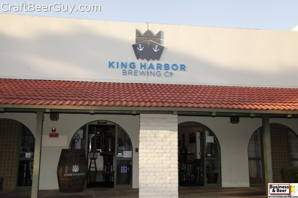 King Harbor taproom