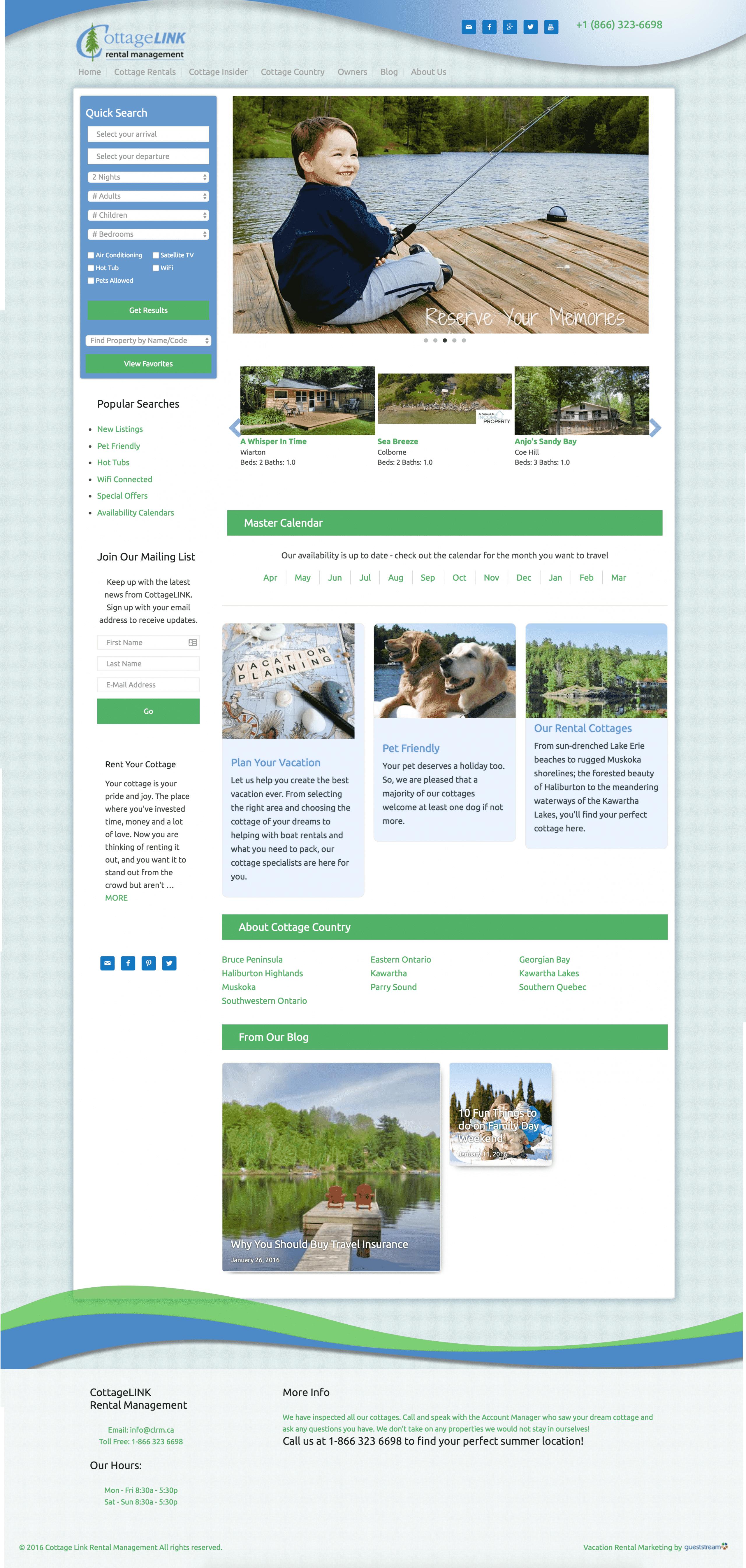 cottagelink_1.2_Homepage