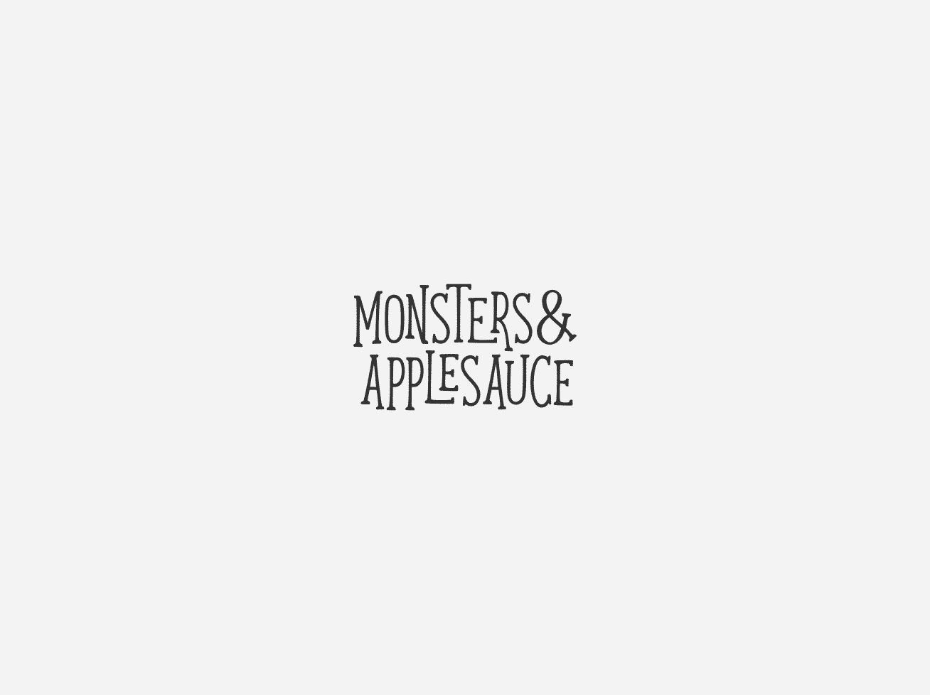 monstersandapplesauce